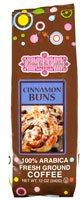 Brew La La Coffee Cinnamon Buns -- 12 Oz