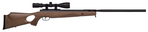 Benjamin Trail NP XL 1100 Break Barrel Air Rifle (.22) powered by Nitro Piston (800 Fps Airsoft Pistol compare prices)