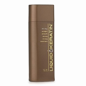 Liquid Keratin 30 Day Straight-Smooth-Strong & Long Treatment 4 fl oz (118 ml)