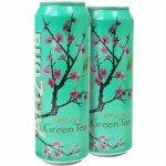 AriZona Original Green Tea - DOSE (24er Tray) von Arizona Ice Tea bei Gewürze Shop