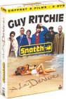 echange, troc Coffret Guy Ritchie 2 DVD : Snatch / A la dérive