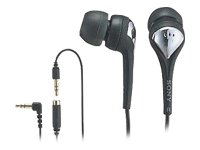 Sony Mdr-Ex71-Sl Fontopia In-The-Ear Headphones (Black)