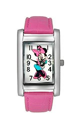 Disney Minnie Mouse White Dial Women's watch #MIN066