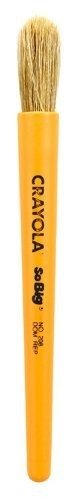 "Crayola So Big Paint Brush; 7-5/8"" Length; no. BIN208"