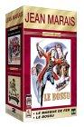 echange, troc Coffret Jean Marais 2 VHS : Le Bossu / Le Masque de fer
