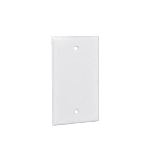 Master Electrician 1Bc-W Weatherproof Single Gang Rectangular Blank Cover