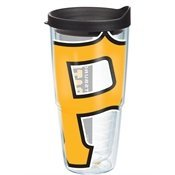 Tervis Tumbler MLB Pittsburgh Pirates P Colossal Wrap 24oz with Travel Lid