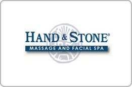 Hand & Stone Massage and Facial Spa - Avery Ranch Gift Card ($100)
