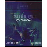 img - for Exploring the Nature of Creativity book / textbook / text book