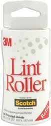 3M Scotch Lint Roller Refill 30 Layers 4