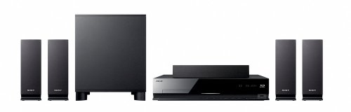 Sony BDVE370.CEK 5.1 ch Blu-Ray Home Cinema System - Black