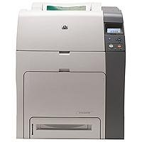 HP Color LaserJet 4700dn - Printer - colour - duplex - laser - Legal, A4 - 600 dpi x 600 dpi - up to 30 ppm (mono) / up to 30 ppm (colour) - capacity: 600 sheets - parallel, USB, 10/100Base-TX