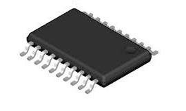 Digital to Analog Converters - DAC 2.7-5.5V Parallel Input Dual VOut 8B (50 pieces)