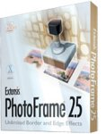 Extensis Photoframe 2.5 - 1 User Win/Mac (Photoshop Plug-in)