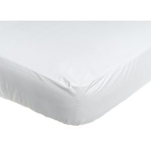 """Abstract Waterproof Plastic Mattress Cover Fitted (28"""" X 52"""")"""