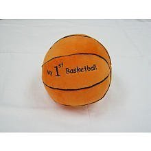 Babies R US Plush My First Plush basketball by Babies R US by Babies R Us jetzt kaufen