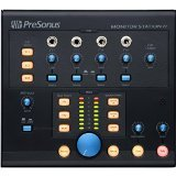 PreSonus Monitor Station V2 Desktop Studio Control Center (Studio Controller compare prices)