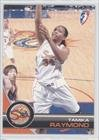 Tamika Raymond RC (Rookie Card) Tamkia Raymond, Connecticut Sun (Basketball Card) 2008 WNBA #68