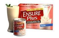 Ensure Plus Butter Pecan Cans/24 Case