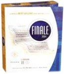 Finale 2004 for PC