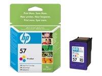 HP Tintenpatrone Nr. 57 mehrfarbig