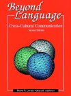 Beyond language:cross-cultural communication