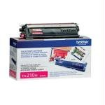 Brother TN-210M Toner Cartridge - Retail Packaging - Magenta
