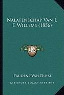 Nalatenschap Van J. F. Willems (1856)