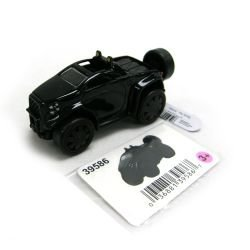 Ertl 3 Inch Fantasy Vehicle 3 Black Truck