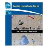 """Algorithm Design (Pie)von """"Jon Kleinberg"""""""