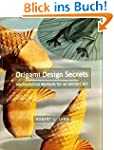 Origami Design Secrets: Mathematical...