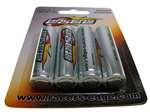 Racers Edge 2807 AA Alkaline Battery, 4-Pack