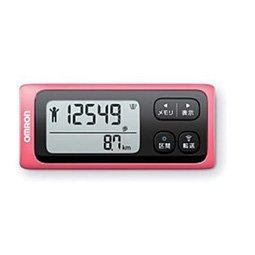【Amazonの商品情報へ】オムロン(OMRON) WellnessLINK対応歩数計 ピンク HJ-205IT-PK