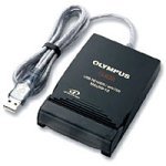 OLYMPUS MAUSB-10 xD-Picture / SmartMedia USB Card Reader / Writer (Retail Package)