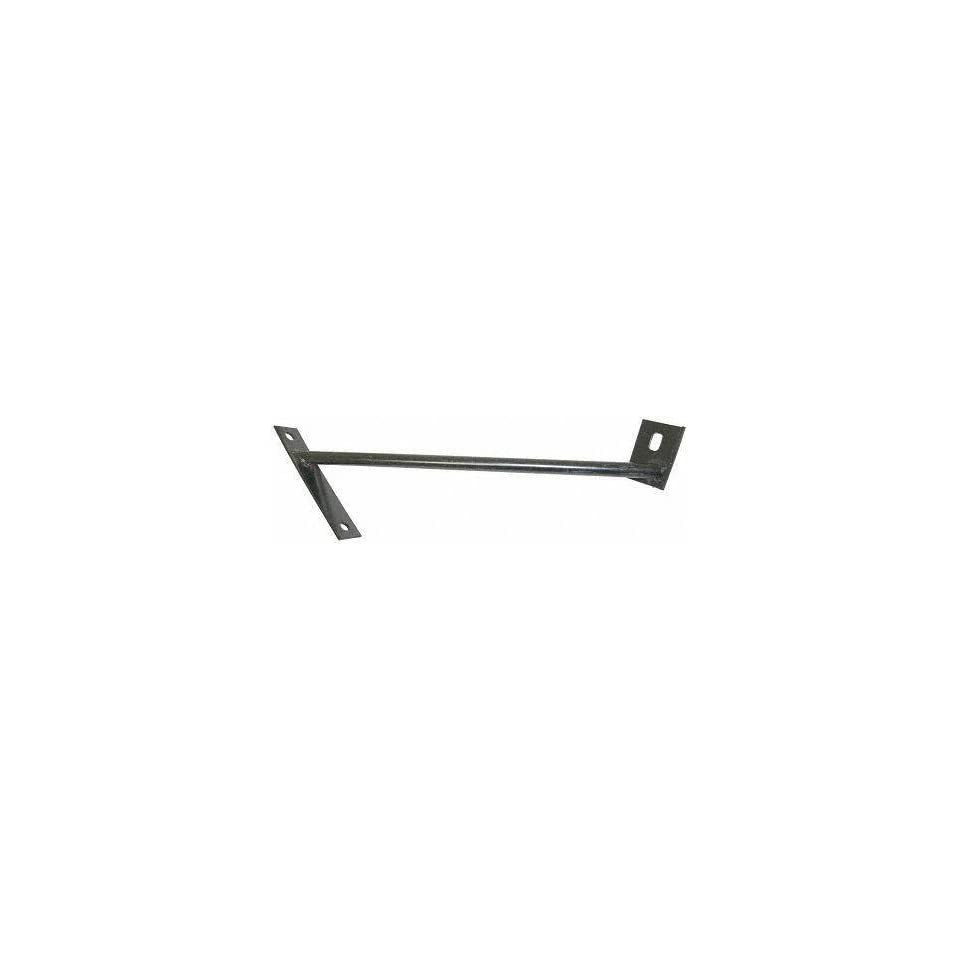 67 68 FORD MUSTANG FRONT BUMPER BRACKET RH (PASSENGER SIDE), Outer To Inner Arm (1967 67 1968 68) F00013109 C7ZZ17754A