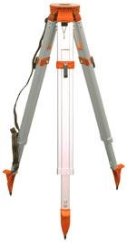 CST/berger 60-ALQRI20-O Heavy Duty Contractor Aluminum Tripod, Orange by CST/Berger