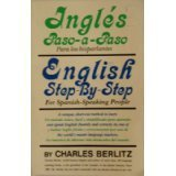 English Step-By-Step for Spanish Speaking People (0396085482) by Berlitz, Charles