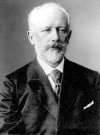 Image of Peter Ilich Tchaikovsky