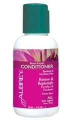 Biotin Repair Conditioner Aubrey Organics 2 Oz Container