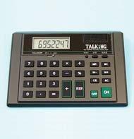 Talking Desk Top Calculator
