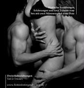 Dreiecksbeziehungen Teil 2: Triosex - Erotische Erzählungen, Erfahrungen und sexy Träume vom Sex mit zwei Männern und einer Frau