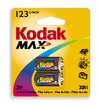 Kodak Kodak/Bat K123La Lithium Max Battery