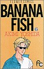 Banana fish 第6巻