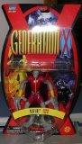 """X-MEN GENERATION X """" SKIN """" w/ GROWING FINGERS MOC - 1"""