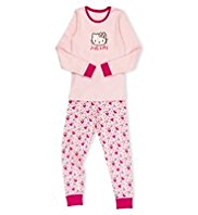 Hello Kitty Thermal Top & Leggings Set