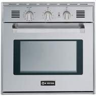 """Verona Vebig24Ss 24"""" Stainless Steel Gas Single Wall Oven"""