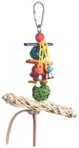 Cheap Brand New, Super Bird Creations Vine Twist T- Bar Swing Bird Toy (Sale Super Bird Creations – Small Toys) (MSS675-00549-RR|1)