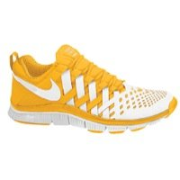 NIKE Men's FREE TRAINER 5.0 TB Training Shoe (8, University Gold/White)