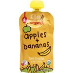 Ella'S Kitchen Baby Food, Bananas Plus Apples, 3.5 Ounce