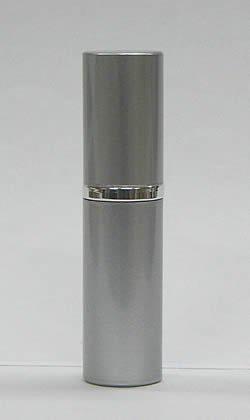 ヒロミチ アトマイザー パース メタル アトマイザー S プレインカラー 1839 シルバー 1.8ml